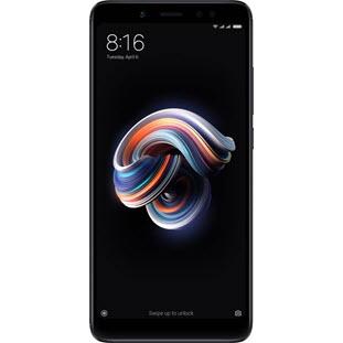 Фотография мобильного телефона Xiaomi Redmi Note 5 (4/64Gb, Global, black)
