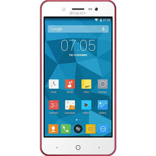 Фотография мобильного телефона Zopo ZP330 Color C (LTE, 1/8Gb, red)