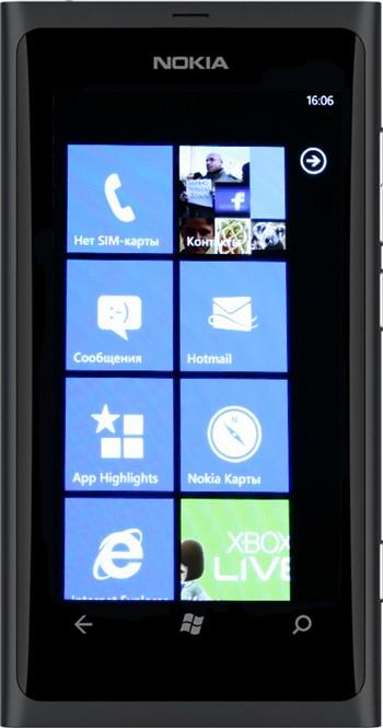 Nokia lumia 800 первый ребенок nokia и microsoft