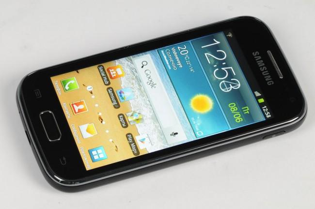 Пропала подсветка нижних сенсорных кнопок на Samsung Galaxy S6