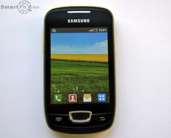 Обзор смартфона Samsung GT-S5570 Galaxy Mini MobilMarket.ru